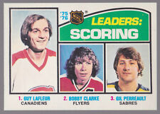 1976-77 OPC O-Pee-Chee #3 League Leaders Scoring Mint Sharp