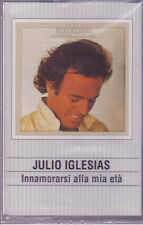 Julio Iglesias Innamorarsi Alla Mia Età Mc Sigillata Sealed