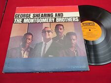GEORGE SHEARING & THE MONTGOMERY BROTHERS LOVE WALKED IN 1961 JAZZLAND JLP 55
