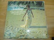 """SHIRLEY BASSEY Something United Artists Incl the popular """"Spinning Wheel"""" & """"Lig"""