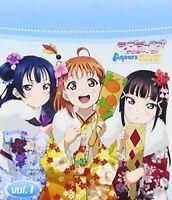 [CD] Love Live! Sunshine!! Aquors Uranohoshi Jogakuin RADIO!!! vol.1 NEW