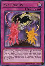 XYZ UNIVERSE (PRIO-EN078)  - Yu-Gi-Oh! Rare 1st Ed. Trap