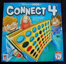 CONNECT 4 Four The Original Checker Dropping Game COMPLETE Milton Bradley EUC
