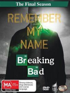 Breaking Bad : Season 6 (FINAL) : NEW DVD