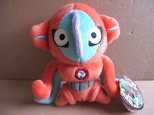 POKEMON Deoxys UFO Plush Doll Japan Pokedoll New Tag Mint