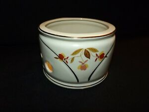Hall China Autumn Leaf Large Round Warmer Stand