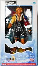 Final Fantasy X Tidus 1/6 Scale Figure Unopened Mint in Box
