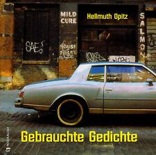 GEBRAUCHTE GEDICHTE. Hellmuth Opitz, CD, NEU