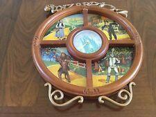 Wizard Of Oz Clock - Bradford Exchange