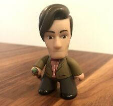 DOCTOR WHO TITANS ELEVENTH 11 DOCTOR FIGURE BOW TIE MINT!