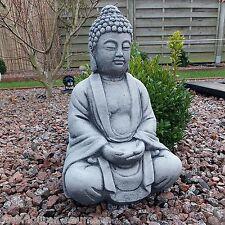 buddha feng shui figuren skulpturen ebay. Black Bedroom Furniture Sets. Home Design Ideas