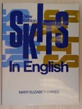 Skits in English by Hines, Mary Elizabeth