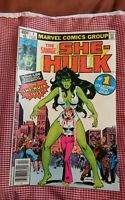 *Savage She-Hulk #1(Marvel Feb 1980)VF+/NM Quality Metropolis Comics Uncertified