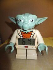 LEGO Star Wars Yoda Digital Clock (9003080)