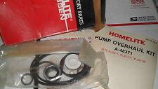 NOS Homelite pump overhual kit xls2-1,xls2-1a,xls2-1b #a 48371