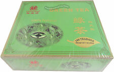 LungFung Green Tea, 100% Natural, 100 Tea Bags
