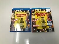 Sausage Party (Bluray, 2016)
