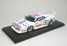 BMW M1 No.61 LeMans 1982 1:43