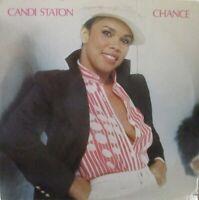 CANDI STATON ~ Chance ~ VINYL LP USA PRESS