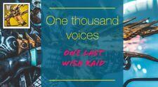One Thousand voices exotic weapon   Last Wish Raid   Destiny 2 PS4