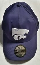 Kansas State Wildcats Purple New Era 39THIRTY Flex hat cap SIZE M/L