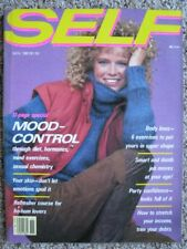 11/1981 SELF Steven Meisel Lynda Carter CHANEL Maidenform Warner