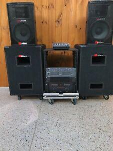 Lorantz Pa Speaker System