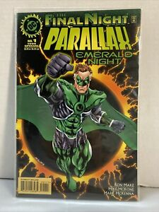 THE FINAL NIGHT PARALLAX EMERALD NIGHT SPECIAL #1  [DC Comics, 1996]NM