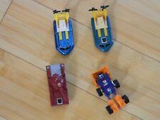Transformers  G1 G2 Seaspray Warpath Huffer mini bot lot