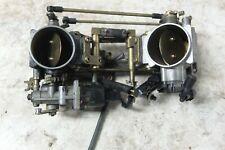 03 Suzuki SV 1000 SV1000 throttlebodies throttle bodies body & injectors
