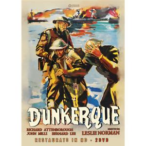 Dunkerque (Restaurato In Hd) (2 Dvd)  [Dvd Nuovo]