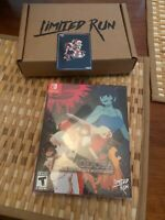 Momodora Deluxe Edition Limited Run Nintendo Switch new Factory Sealed