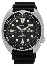New Seiko SRP777 Prospex X Automatic Black Rubber Strap 200M Diver's Men's Watch