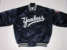 * New York Yankees Starter Bomber chaqueta * azul marino * NFL * estados unidos * vintage * GR: s * Tip Top
