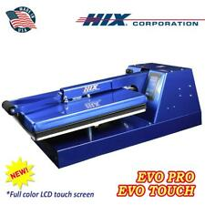 Hix Heat Press N 880 16 X 20 Air Automatic