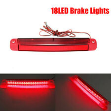 Car High Mount Rear Third Brake Light Stop Lamp Red 18 LED Heat-resistant Shell