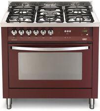 Lofra PRG 96MFT Standherd 90cm Elektro Backofen Gasherd WOK Brenner Range Cooker