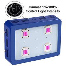 COB X4 1200W Dimmable LED Grow Light Full Spectrum for Indoor veg plant flower
