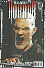 MASTERS OF HORROR #1  INCIDENT ON AND OFF A MOUNTAIN ROAD  IDW  2005  NICE!!!