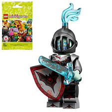 LEGO Fright Knight Minifigure Series 19 71025 New Black Knight Sword