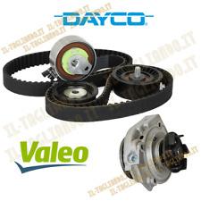 Kit cinghia distribuzione Fiat Bravo 2 1.9 66 85 88KW Multijet Dayco Pompa Valeo