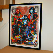 Tom Petty the Heartbreakers Heartland Pop Rock Music Poster Print Wall Art 18x24