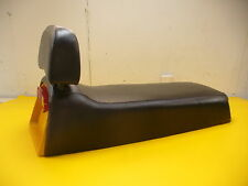*1973*  VINTAGE SKI-DOO  ELAN  WITH BACKREST SNOWMOBILE  SEAT  COVER SET   *NEW*