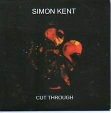 (33H) Simon Kent, Cut Through - DJ CD
