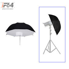 "109cm / 43"" Umbrella Softbox Soft Box Brolly Reflector For Studio Flash Strobe"