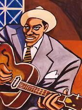 TINY GRIMES PRINT poster jazz blues gibson big time guitar cd highlanders tenor