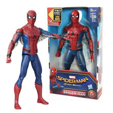 Spider-Man Homecoming Eye FX Electronic 12 Phrases & Battle Sounds Talking Toy