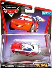 CARS 2 - AUTONAUT LIGHTNING MCQUEEN - Take Flight Disney Pixar