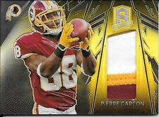 2013 Panini Spectra Materials Gold #64 Pierre Garcon 3 Color Patch #07/10