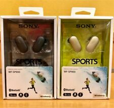 SONY WF-SP900 Completely Wireless waterproof BT Headphone 4GB JAPAN NEW